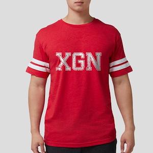 XGN, Vintage, Women's Dark T-Shirt