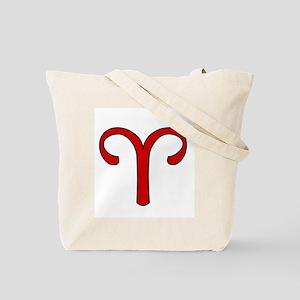 Aries Ram Tote Bag Astrology Aries Tote Bag