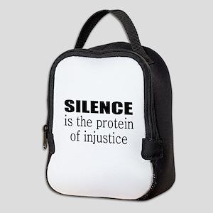 civil rights Neoprene Lunch Bag