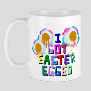 I Got Easter Egged Mug