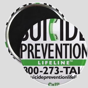 Prevent Suicide! Magnet