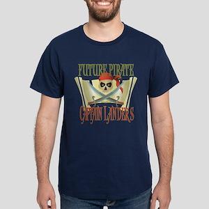 Captain Landers Dark T-Shirt