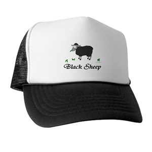 ab6f715f6ed02 Black Sheep Hats - CafePress