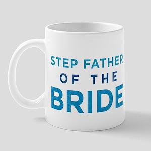 Step Father of the Bride Mug