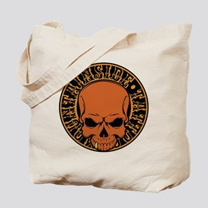 Mountainside Tattoo Round Color Logos 1 Tote Bag