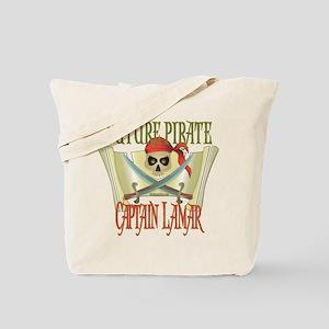 Captain Lamar Tote Bag