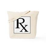 Rx Symbol Tote Bag