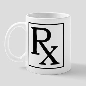 Rx Symbol Mug