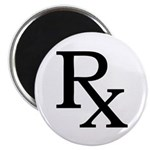 Rx Symbol Magnet