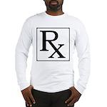 Rx Symbol Long Sleeve T-Shirt