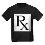 Rx Symbol Kids Dark T-Shirt