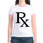 Rx Symbol Jr. Ringer T-Shirt