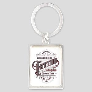 Original T Keychains