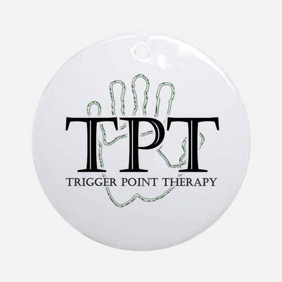 Trigger Point Therapy Ornament (Round)