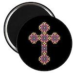 Christian Cross Magnet