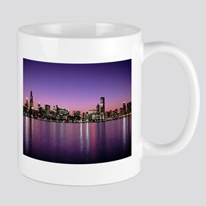 Chicago Nitetime Skyline Mug