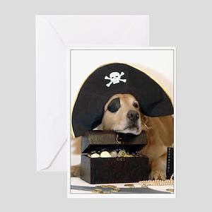 SNAPshotz Golden Pirate Booty Photo Card