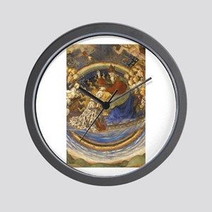 Holy Mother Mary Wall Clock