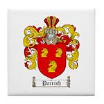 Parrish Family Crest Tile Coaster