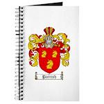 Parrish Family Crest Journal