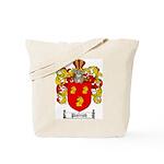 Parrish Family Crest Tote Bag