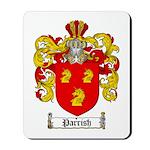 Parrish Family Crest Mousepad