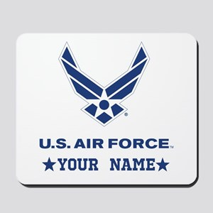 U.S. Air Force Personalized Gift Mousepad