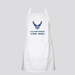 U.S. Air Force Personalized Gift Light Apron