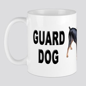 Helaine's GUARD DOG Mug