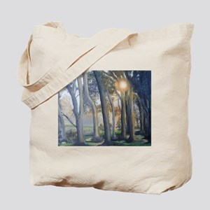 Talking Trees Tote Bag
