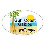 GCG10x10insetlogo Sticker
