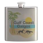 GCG10x10insetlogo Flask