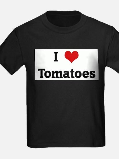 I Love Tomatoes T-Shirt