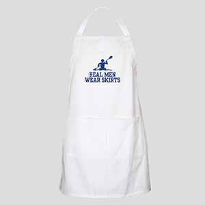 Real Men Wear Skirts BBQ Apron