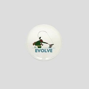 Evolve Mini Button