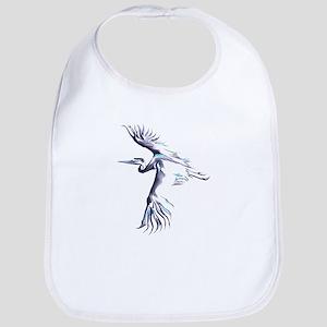 Blue Heron Bib