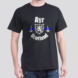 Ayr Scotland Dark T-Shirt