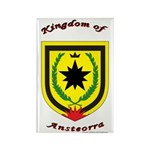 Kingdom of Ansteorra Rectangle Magnet