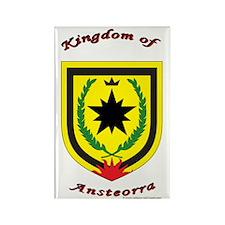 Kingdom of Ansteorra Rectangle Magnet