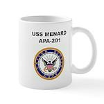 USS MENARD Mug