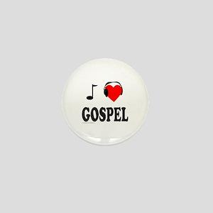 GOSPEL MUSIC Mini Button