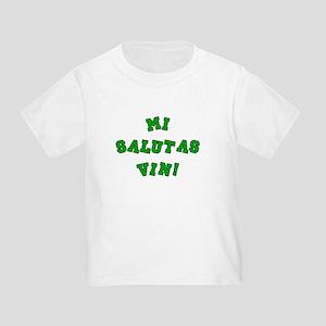Hello/Farewell Toddler T-Shirt