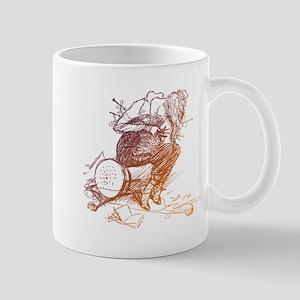 Tangled Knitter Mug