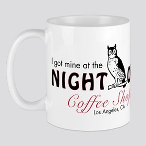 Night Owl Diner Gear Mug