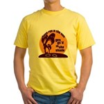 Lei'd in the Shade Yellow T-Shirt