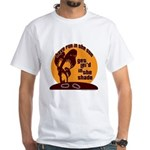 Lei'd in the Shade White T-Shirt
