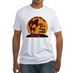 Lei'd in the Shade Fitted T-Shirt