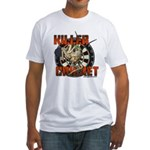 Killer Cricket Fitted T-Shirt
