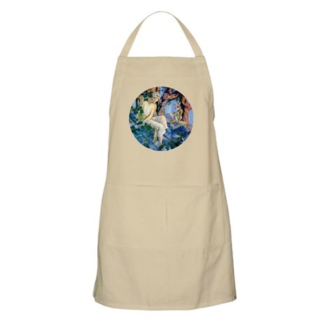 QUEEN OF THE GNOMES BBQ Apron