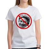 Anti hillary clinton Women's T-Shirt